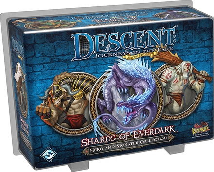 Descent (2nd Ed): Shards of Everdark