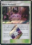 Black Market Prism Star 134/181 - Sun & Moon Team Up