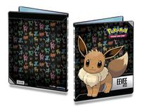 Ultra Pro 9 Pocket Pokemon Portfolio Eevee