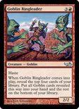 Goblin Ringleader - Elves vs Goblins
