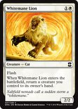 Whitemane Lion - Eternal Masters