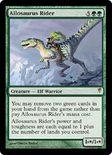 Allosaurus Rider - Coldsnap