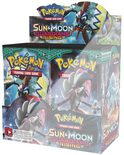 Pokemon SM2: Sun & Moon Guardians Rising Booster Half Box
