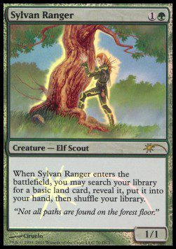 Sylvan Ranger (Version 2) - Gateway (WPN) Promot