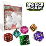 GSW RPG Dice Moulds
