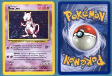 Mewtwo 10/102 - Base Set (271) - Muut Kortit