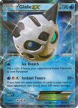 Glalie EX 34/162 - X&Y BREAKthrough