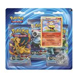 Pokemon XY12: Evolutions 3-Pack Blister: Braixen