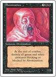 Abomination - 4th Edition