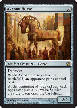 Akroan Horse - Theros