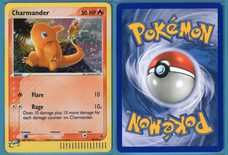 Charmander 98/97 - Ex Dragon (679) - Muut Kortit