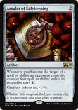 Amulet of Safekeeping - Core Set 2019