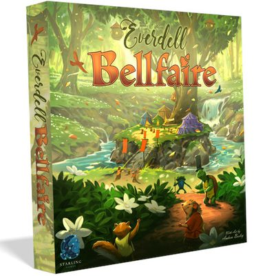 Everdell: Bellfaire (PREORDER)