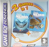 2 Games In 1 Finding Nemo And Finding Nemo The Continuing Adventures