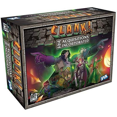 Clank! Legacy: Acquisitions Incorporated (PREORDER)