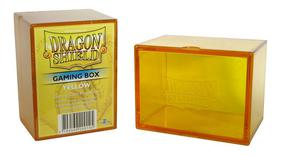 Dragon Shield Deck Box, Yellow