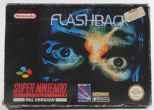 Flashback - SNES