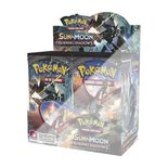 Pokemon SM3: Sun & Moon Burning Shadows Booster Half Box