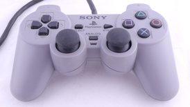 Playstation 1 Controller DualShock (Grey)