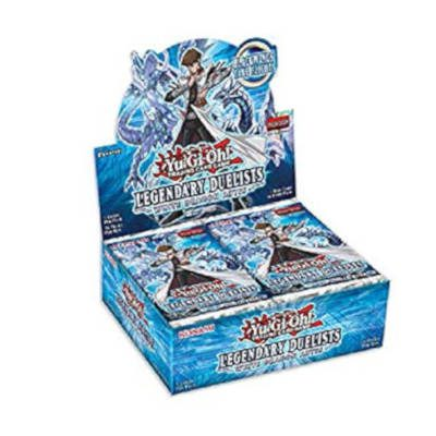 Yu-Gi-Oh Legendary Duelists: White Dragon Abyss Booster Display Box (ENNAKKO)
