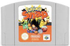 Pokémon Snap - N64