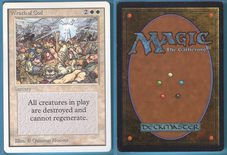 Wrath of God (204) - Unlimited (2nd) Edition