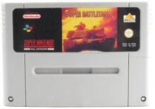 Super Battletank - SNES