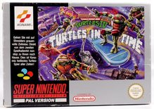 Teenage Mutant Hero Turtles IV: Turtles in Time