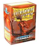Dragon Shield Sleeves Copper (100pcs)