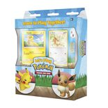 Pokemon Let's Play, Pikachu & Eevee! Theme Decks