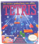 EMPTY BOX - Tetris (box only, no game!)