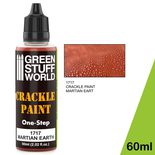 GSW Crackle Paint: Martian Earth 60ml