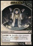 Cleric TOKEN 1/1 - Gatecrash
