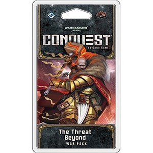 Warhammer 40,000 Conquest LCG The Threat Beyond  War Pack