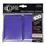 Ultra Pro Sleeves Standard Size Eclipse Royal Purple (100ct)