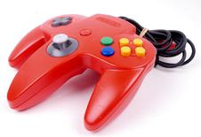N64 Controller (Red)