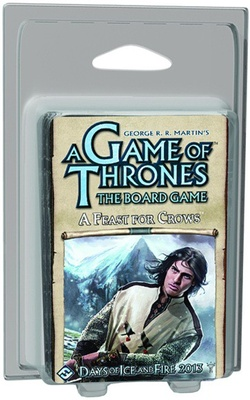 Game of Thrones Board Game (2nd Ed): A Feast for Crows