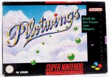 Pilotwings - SNES