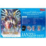 Cardfight Vanguard V Special Series Valiant Sanctuary Special Expansion Set