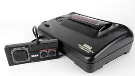Sega Master System II Console