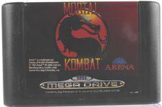Mortal Kombat - Mega Drive
