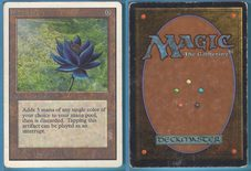 Black Lotus (203) - Unlimited (2nd) Edition