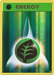 Grass Energy 91/108 Reverse Holo