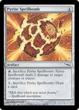 Pyrite Spellbomb - Mirrodin