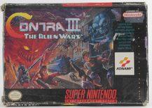 Contra III: The Alien Wars - SNES