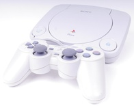 Playstation 1 Consol (PSone)