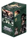 Weiss Schwarz: Attack on Titan Vol. 2 Booster Display Box