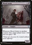 Blood Artist - Mystery Booster