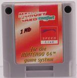 Speedlink N64 Memory Card