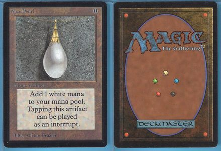 Mox Pearl (156) - Limited Edition Beta